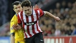 Athletic 2-0 BATE: the story in photos