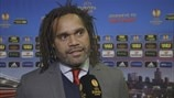 Karembeu on Dnipro's attacking strengths