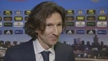 Smertin wary of Anderlecht threat