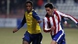 Atlético set sights on final as Arsenal bow out