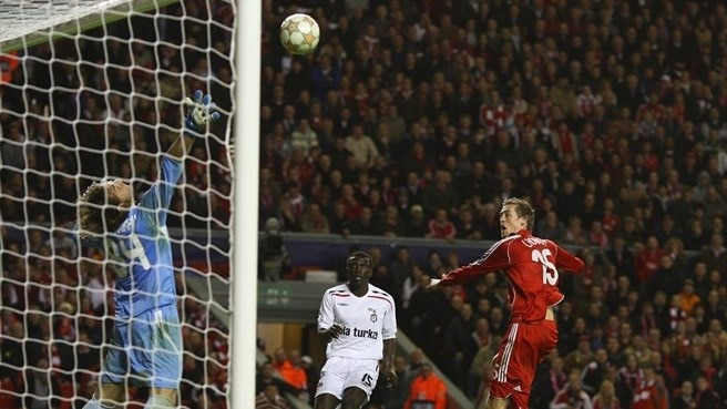 Liverpool revived by record triumph