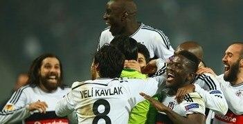 Beşiktaş, qualif et foule record