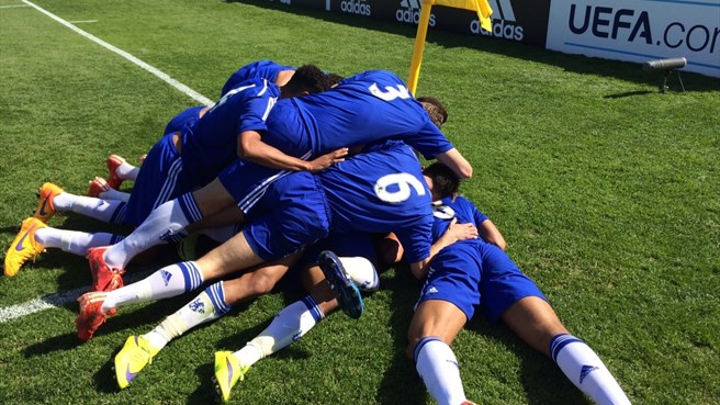 Chelsea win as Youth League comes of age