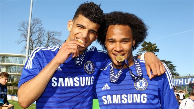 Solanke crowned UEFA Youth League top scorer