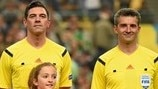 Malfer honoured to referee futsal final