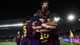 Barcelona: Road to the final