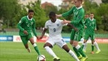 Highlights: England 1-0 Republic of Ireland