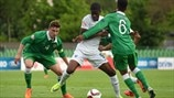 Ike Ugbo (England) & Conor Masterson (Republic of Ireland)