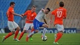 Highlights: Netherlands 1-1 Italy