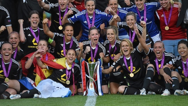 UEFA Women's Champions League history