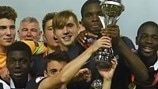 Edouard treble gives France second U17 title
