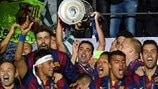 The 2015 final: Juventus 1-3 Barcelona