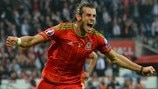 See how Bale helped Wales to qualifiers win against Belgium