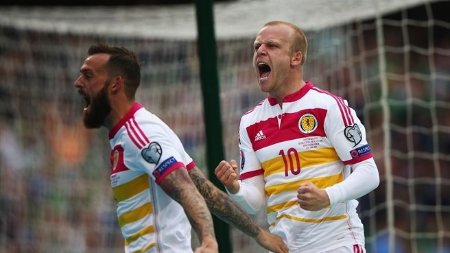 Scotland ease past Gibraltar to end on a high