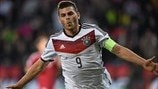 Highlights: Volland's double downs Denmark