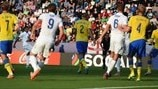 Watch Lingard's stunner against Sweden in 2015