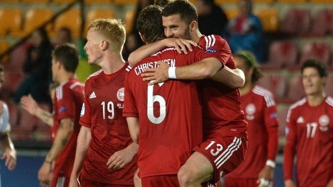 Coach and player reaction: Denmark 2-0 Serbia