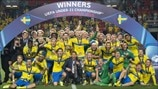 Highlights: See Sweden's penalty glory