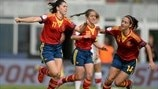 2015 WU17 EURO finals technical report