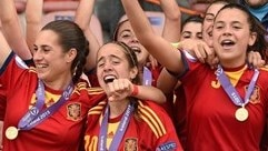 Highlights: See how Spain won 2015 crown