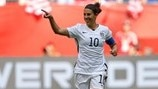 World player of the year Carli Lloyd joins Manchester City