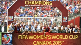 US win Women's World Cup: at a glance
