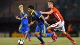 Highlights: Ukraine 2-2 Austria