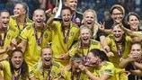 Blackstenius inspires Sweden to WU19 EURO glory