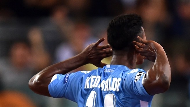 Keita gives Lazio edge in Leverkusen tussle
