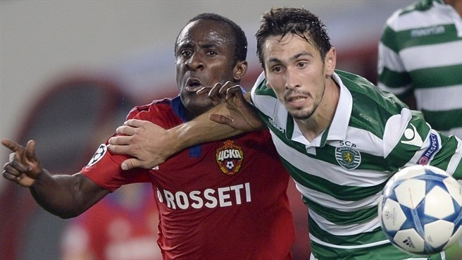 Video: CSKA Moskva vs Sporting CP
