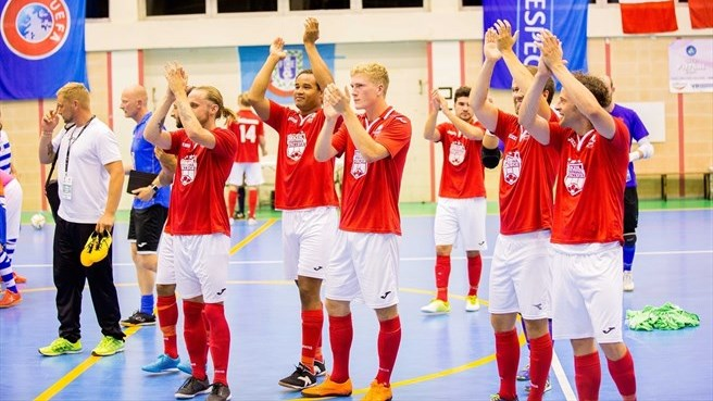UEFA Futsal Cup set for kick-off