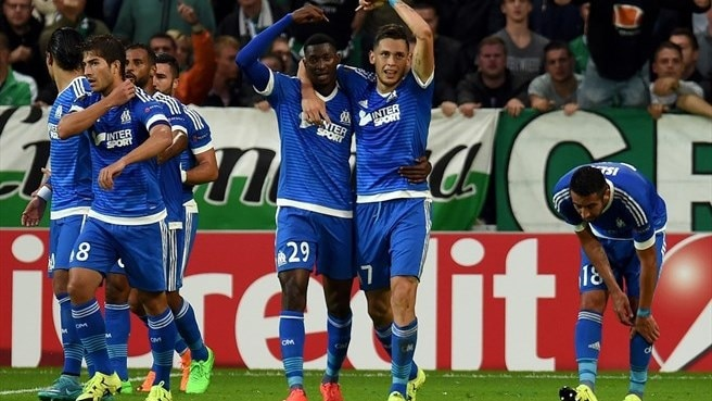 Marseille end sorry run with Groningen win