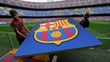 Behind the scenes: Barcelona v Leverkusen