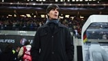 Löw relishing 'challenge' of becoming World and European champions