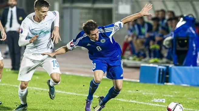 Play-offs for Slovenia after San Marino success