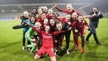 Meet the Women's Champions League last 16