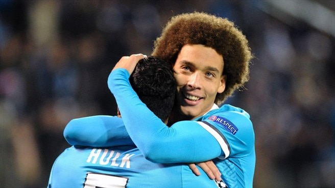 Hulk thunderbolt seals Lyon scalp for perfect Zenit