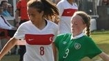 Birgül Sadıkoğlu (Turkey) & Zoe Green (Republic of Ireland)