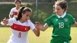 Birgül Sadıkoğlu (Turkey) & Leanne Kiernan (Republic of Ireland)