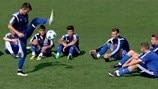 UEFA Youth League skills challenge