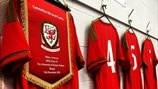 Dressing room (Wales)