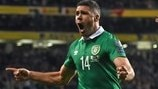 Republic of Ireland's EURO star: Jon Walters