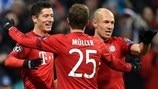 Bayern: the story of their group stage