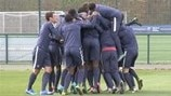 Paris take the Youth League skills challenge