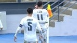 Watch Real Madrid's Mayoral in action