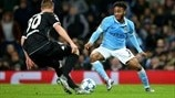 Highlights: City double over Gladbach recalled