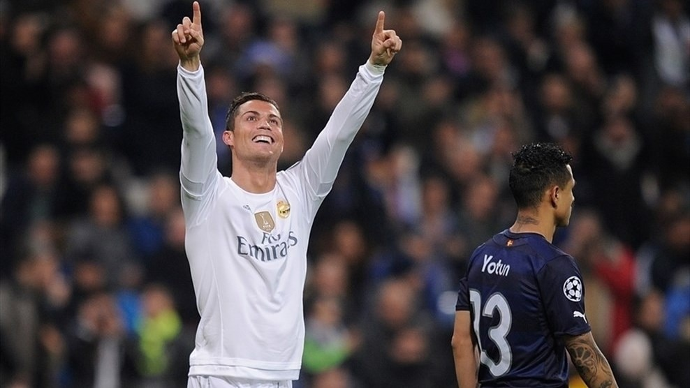 Cristiano Ronaldo Reaches New Group Stage High Uefa Champions