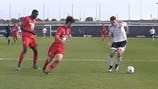 Highlights: Valencia 1-1 Lyon