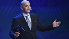 Gianni Infantino (UEFA EURO 2016 final tournament draw)
