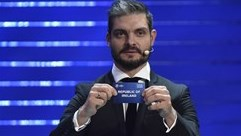 Angelos Charisteas (UEFA EURO 2016 final tournament draw)